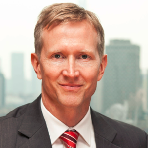 Mark GILBRAITH (Management Consulting Leader at PwC)