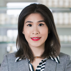 Sydney Kuo (Brand Owner at Front Cover London)