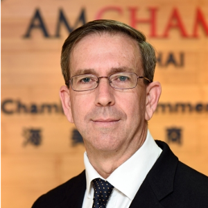 Ian Driscoll (Communications and Publications Director of Amcham Shanghai)