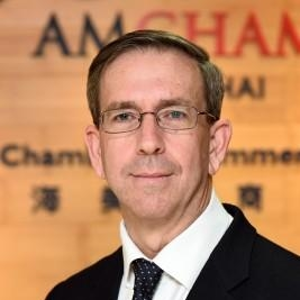 Ian DRISCOLL (Director of Communications at The American Chamber of Commerce in Shanghai)