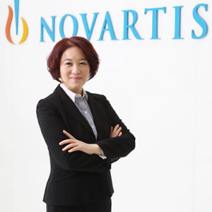 Julie WU (Head of Strategy and Business Development at Novartis)
