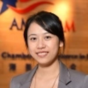 Jane Yang (Chief Representative, Suzhou Center at The American Chamber of Commerce in Shanghai)