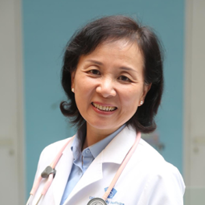 Peggy Lu (Family Medicine Physician, Department Chair and Assistant Chief Medical Officer at Shanghai United Family Hospital)