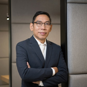 Michael Yee, Gap Inc. Executive VP and GM of Greater China Region (Executive Vice President and General Manager at Gap (Shanghai) Commercial Co., Ltd.)