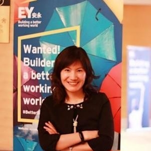 Alice WONG (HR Director and D&I Leader, Greater China at Ernst & Young)