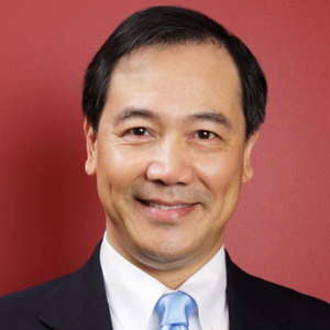 Eric ZHENG (Chair, Board of Members at AmCham Shanghai)