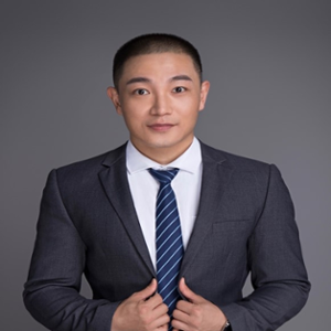 John Zhang (Solution team leader at Electrolux)