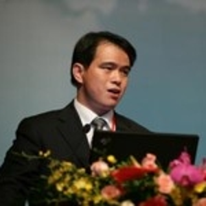 Colin Chen (Director Global Security – APAC of Johnson & Johnson)