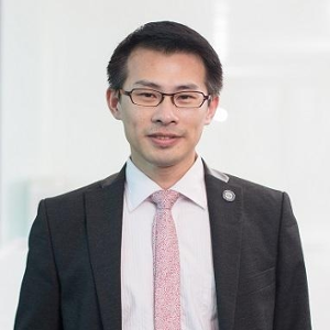 Han Lai (Senior Director of FTI Consulting, Technology practice, Greater China)